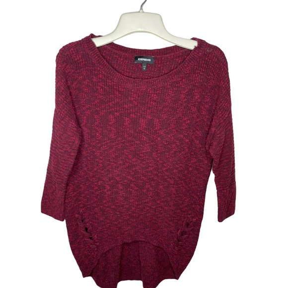 Express Cotton Sweater